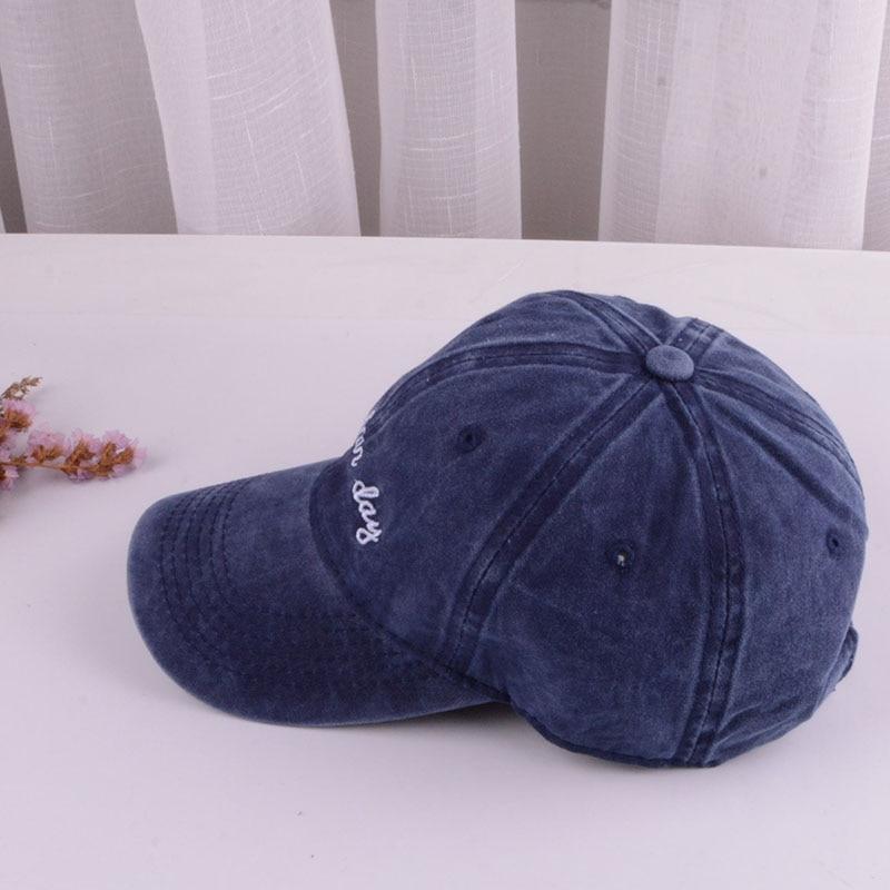 bad hair day baseball cap men women mens baseball cap men black cap dad hat (8)