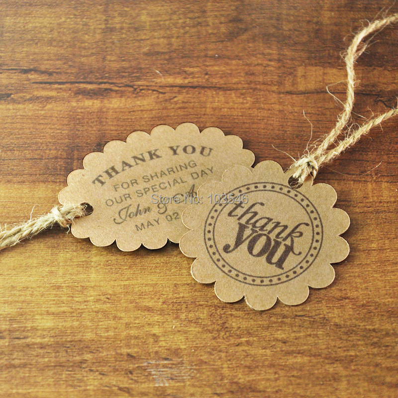 Buy customized round wedding tags custom for Custom made jewelry stores