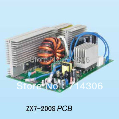 IGBT machine Control card  ARC 200 3 in 1 PCB    Single board   dc inverter welding machine AC220V input power inverter electric welder circuit board general money welding machine 200 drive board