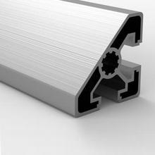 aluminium extruded sections 3030R*475mm/3030R*320mm/3030R*340mm with K5 3d printer to replace
