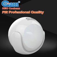 Z Wave Wireless PIR Motion Movement Sensor Motion Detector Z Wave Plus Sensor Alarm Smart Home