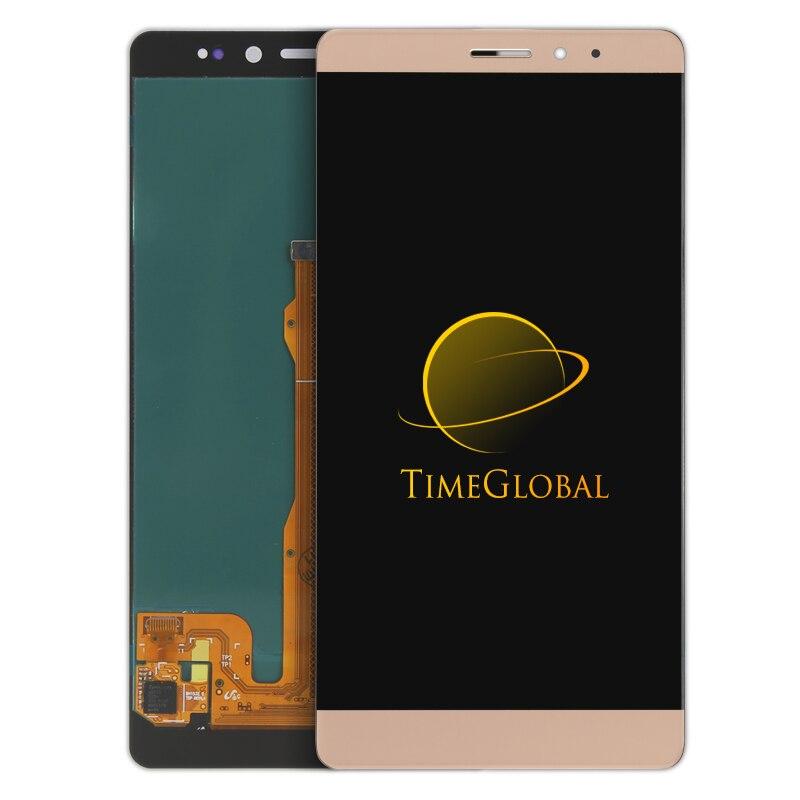 Envío libre recambios del teléfono móvil para huawei mate s lcd display + touch