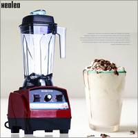 Xeoleo Blender Mixer 2 5L 2000W Commercial Blender 220V 50hz Make Juice Milkshake Soya Bean Milk