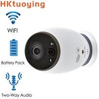 CCTV Батарея Wi Fi ip камера HD 720 P Мини Беспроводной видео Видеоняни и радионяни P2P Крытый безопасности Smart ip камеры ИК Ночное видение Камера