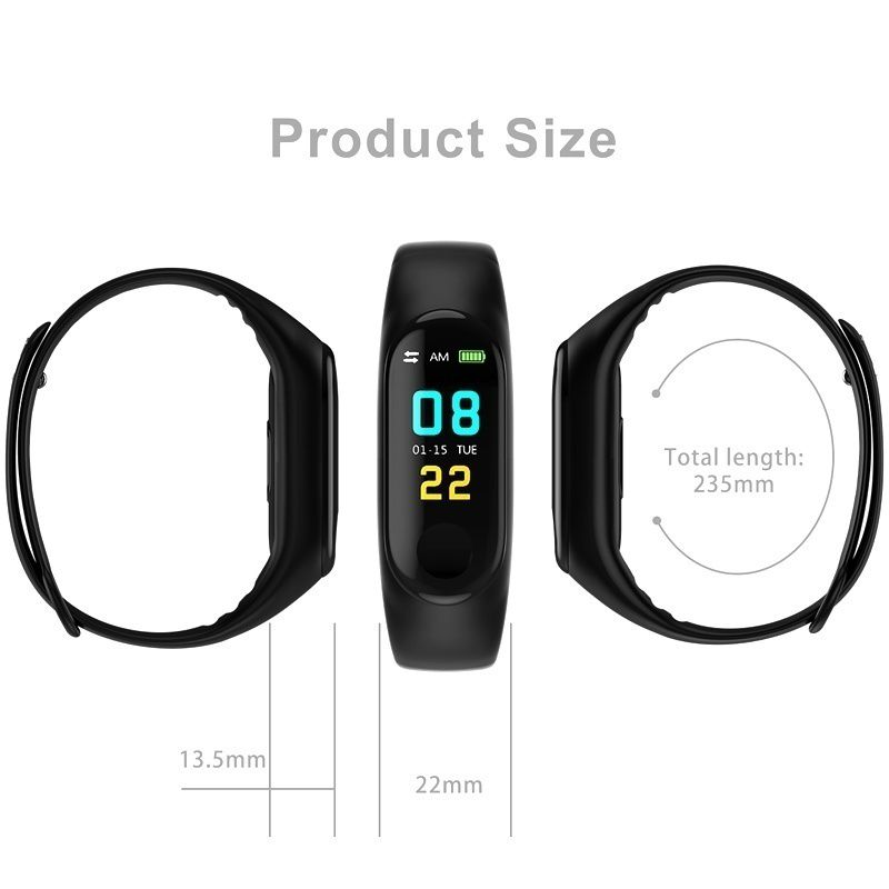 New Smart Heart Rate Monitor, Pedometer 18