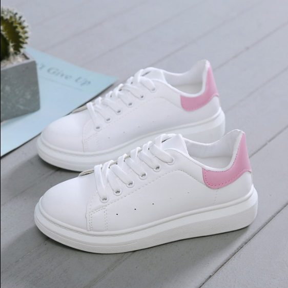 Women Shoes 2019 New Arrivals Fashion Tenis Feminino Light Breathable   Shoes Woman Casual Shoes Women Sneakers Fast Delivery(China)