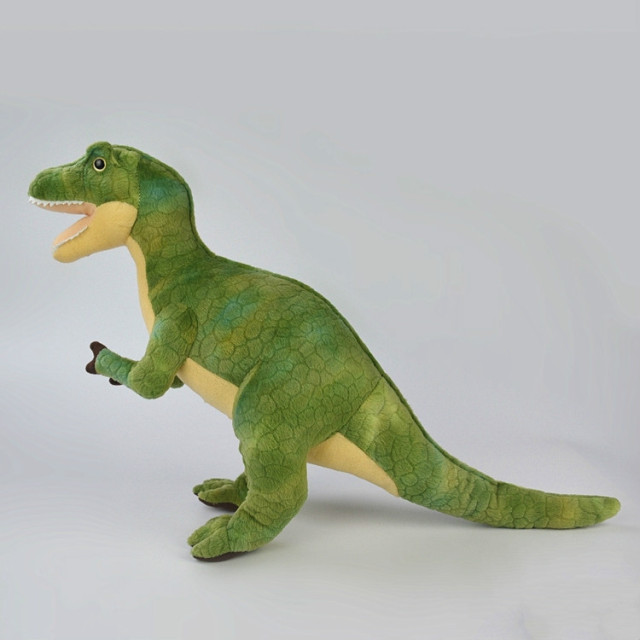 Realistic Large Size Tyrannosaurus Rex Stuffed Dolls Child Plush