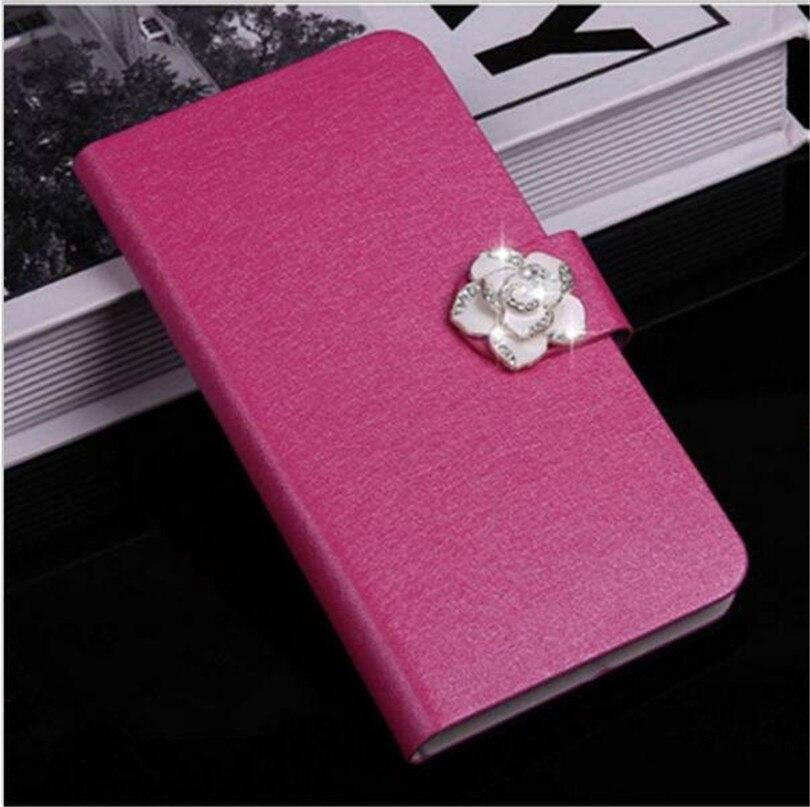 Flip Stand Book Style Seidenetui Capa Für Samsung Galaxy S2 S3 S4 S5 - Handy-Zubehör und Ersatzteile - Foto 4