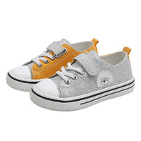 Dzieci buty 2019 nowa moda dla dzieci buty damskie AB cekiny kolor pasujące buty w stylu casual w Trampki od Matka i dzieci na