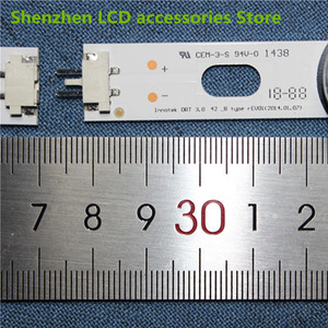 "Image 5 - 8 adet/grup LED arka ışık şeridi 8 lamba LG 42 inç TV INNOTEK DRT 3.0 42 ""6916L 1709B 100% yeni"