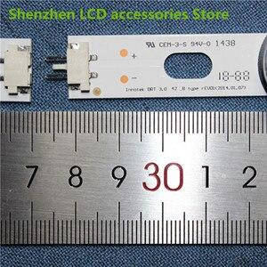 "Image 5 - 8Pieces/lot     LED Backlight strip 8 Lamp For LG 42 inch TV INNOTEK DRT 3.0 42"" 6916L 1709B   100%NEW"