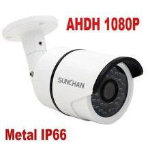 SunChan Alta Calidad AHDH Cámara 1080 P 2.0MP 36 IR LED de Visión Nocturna Cámara Impermeable Al Aire Libre Cámara CCTV w/soporte