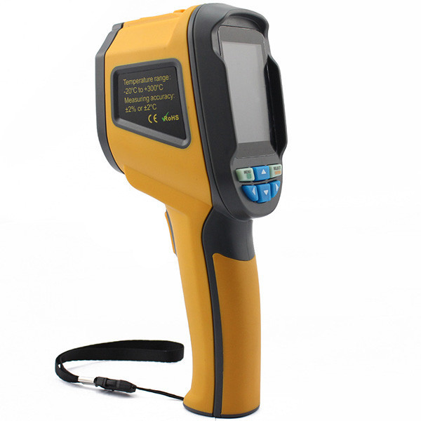 sell hot Handheld Thermal Imaging Camera Professional IR Thermal Imager Infrared Imaging Diagnostic tools