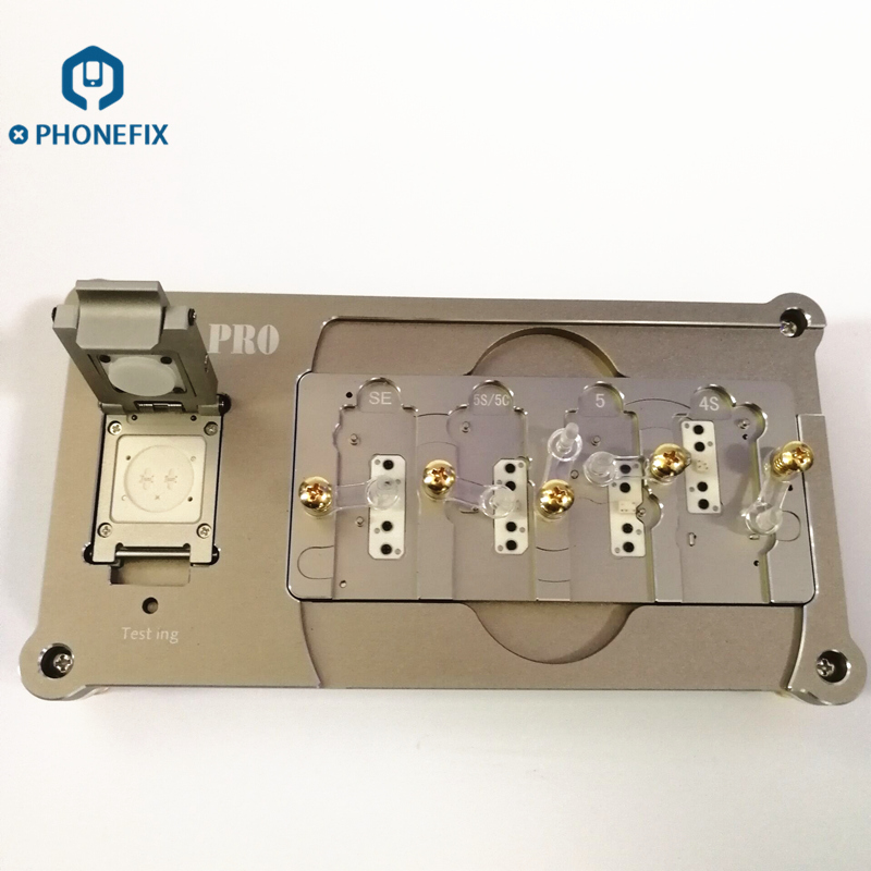 PHONEFIX MJ ACT PRO EEPROM IC Chips Read Write Repair Tool for iPhone 7 7P 6 6P 6S 6SP 5 5S 5C SE 4S IC Chips Repair Replace