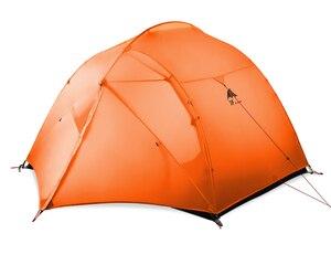 Image 2 - 3F UL GEAR Qingkong 3 인 4 시즌 15D 캠핑 텐트 야외 초경량 하이킹 배낭 사냥 방수 텐트