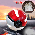 SD72 Portable Pokeball Go Ball First Generation Power Bank 10000mAh External Battery Charger Backup Magic Ball For iPhone 5s 6s