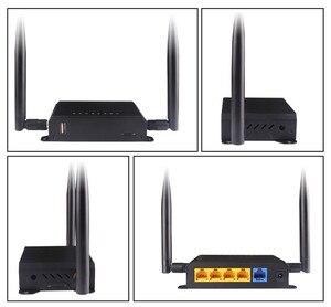 Image 4 - KuWFi 300Mbps routeur sans fil 2.4Ghz longue portée Wifi répéteur Wifi Extender via mur Openwrt Wifi routeur