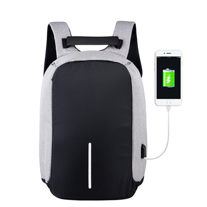Anti Theft Backpack Men Laptop Backpacks With USB Charger Bagpack Teenagers Male Mochila Travel backpack School Back Pack Bag sopamey usb charge men anti theft travel backpack 16 inch laptop backpacks for male waterproof school backpacks bags wholesale