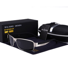 Brand Polarized Sunglasses Men New Fashion Eyes Protect Sun Glasses With Accessories Unisex driving goggles