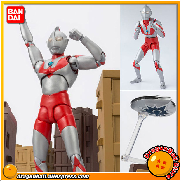 Japan Anime Ultraman Original BANDAI Tamashii Nations S.H.Figuarts / SHF Action Figure - Ultraman 50th Anniversary Edition cd scorpions animal magnestism 50th anniversary deluxe edition