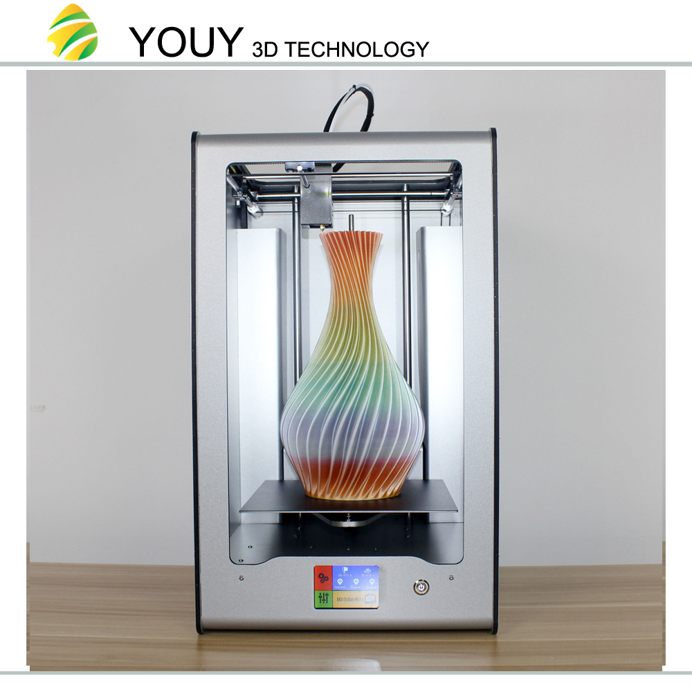 2017 Youy 368s Real Limited 3d Printer Cheap Upgrade