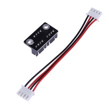2 Pcs 3D Yazıcı Motor Paralel Modülleri Parçaları Aksesuarları Adaptörü kablo kordonu ile 3D Yazıcı için Çift Z Eksen Çift Z mot...