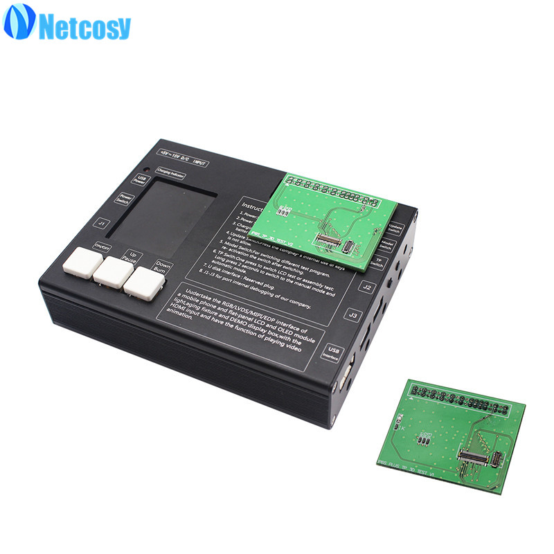 Netcosy 1 Set LCD screen test board LCD Tester repair parts For iphone 6s 6s plus TP 3D test