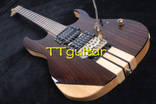 2016- 6 Strings rosewood body one-piece set neck gold hardware Electric Guitar free shipping