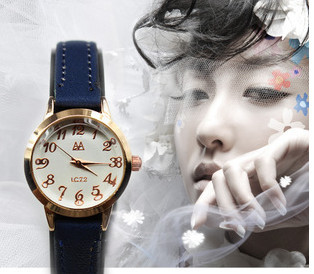 2015 newest high-grade fishionable watch for women   couple watch
