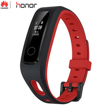 Оригинальный Смарт браслет Huawei Honor Band 4 беговое издание с пряжкой для обуви Land Impact монитор наблюдения за сном