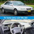 Dashmats автомобиля - стайлинг приборная панель для toyota camry xv20 Vienta Daihatsu Altis 1996 1997 1998 1999 2000 2001