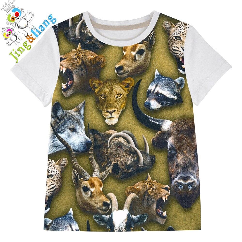 Shirt design brands - Boy T Shirts Baby Girl Brand Shirts Kids T Shirt Baby Boy Kids Animal
