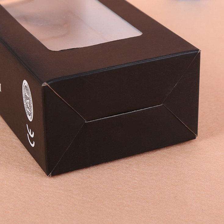 High quality Customized LOGO make up magnetic gift box