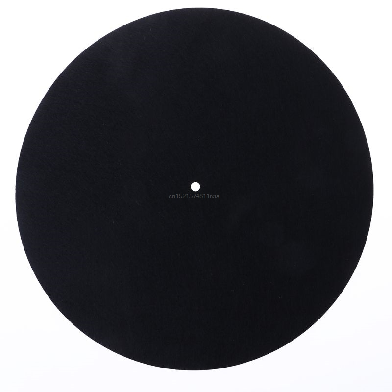 2018 New Felt Turntable Platter Mat LP Slip Mat Audiophile 3mm Thick For LP Vinyl Record