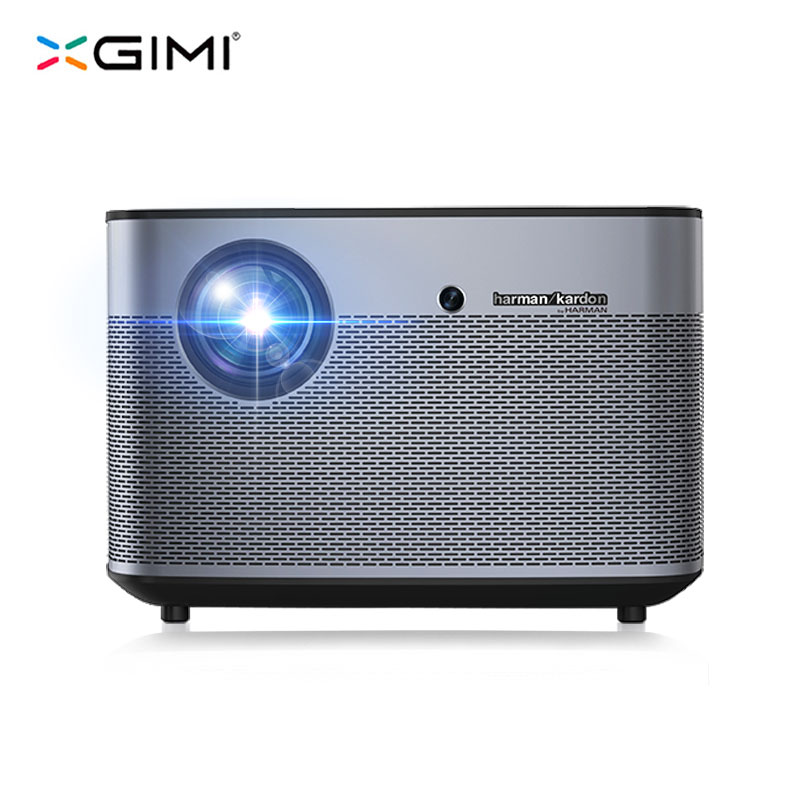 Global XGIMI H2 DLP Home font b Projector b font 1350ANSI Lumens 1080p LED 300 3D