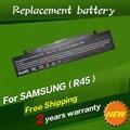 Jigu batería del ordenador portátil para samsung r45 r60 r40 r40-el1 r408 r410 pro R458 R460 R510 R60-AF01 R60plus R610 R65 R70 XEV 7100 R700 R71