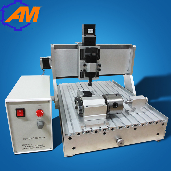 Jinan high quality factory provided mini cnc router machine  european quality jinan acctek high quality 4 axis cnc engraver wood router
