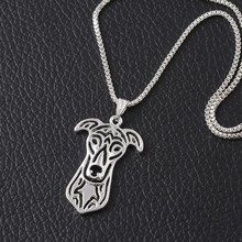 Doberman Dog Breed Pendant Choker Necklace