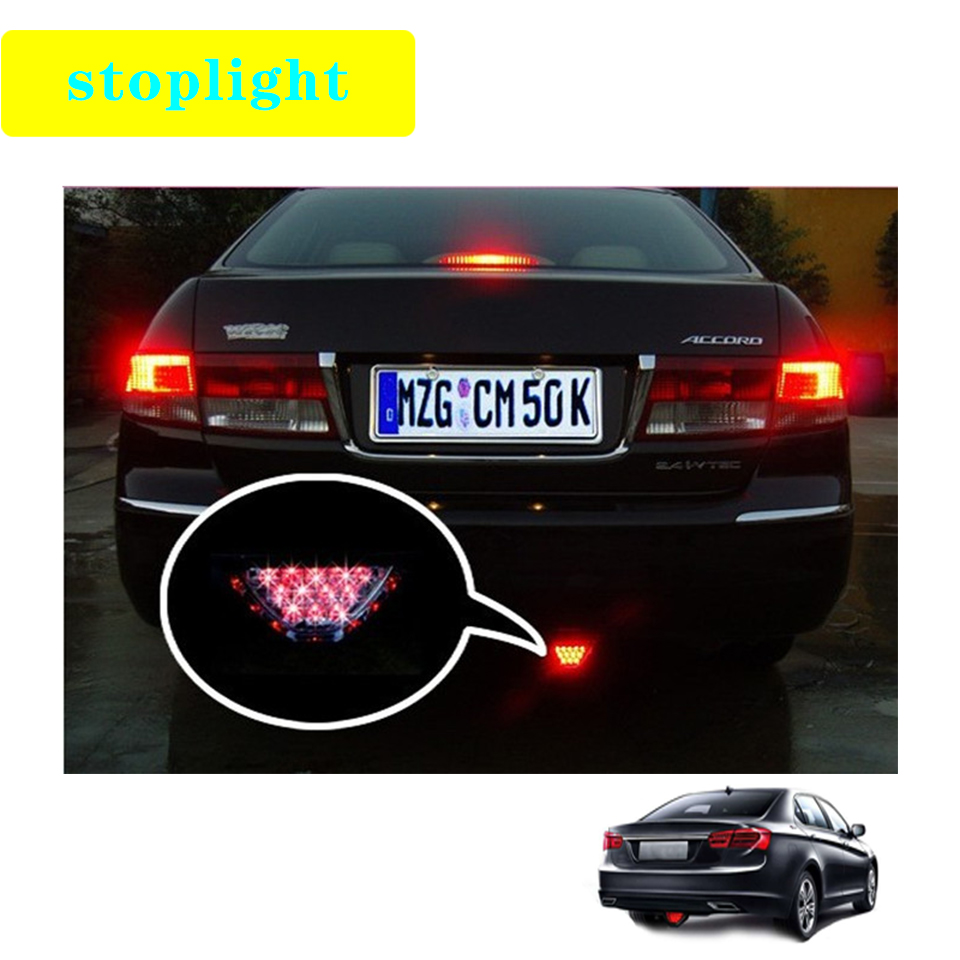 Car <font><b>LED</b></font> Strip Brake Rear Tail Warning Light <font><b>Lamp</b></font> For Mini Cooper Chevrolet Cruze Aveo Lacetti Seat Ibiza <font><b>Mazda</b></font> 3 6 <font><b>CX</b></font>-<font><b>5</b></font> <font><b>CX</b></font> 3 <font><b>5</b></font> image