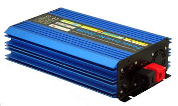 2000W DC TO AC Converter Transformer Power Inverter for Car Boat Ships Wind Turbine Solar System Off Grid Peak 4000W