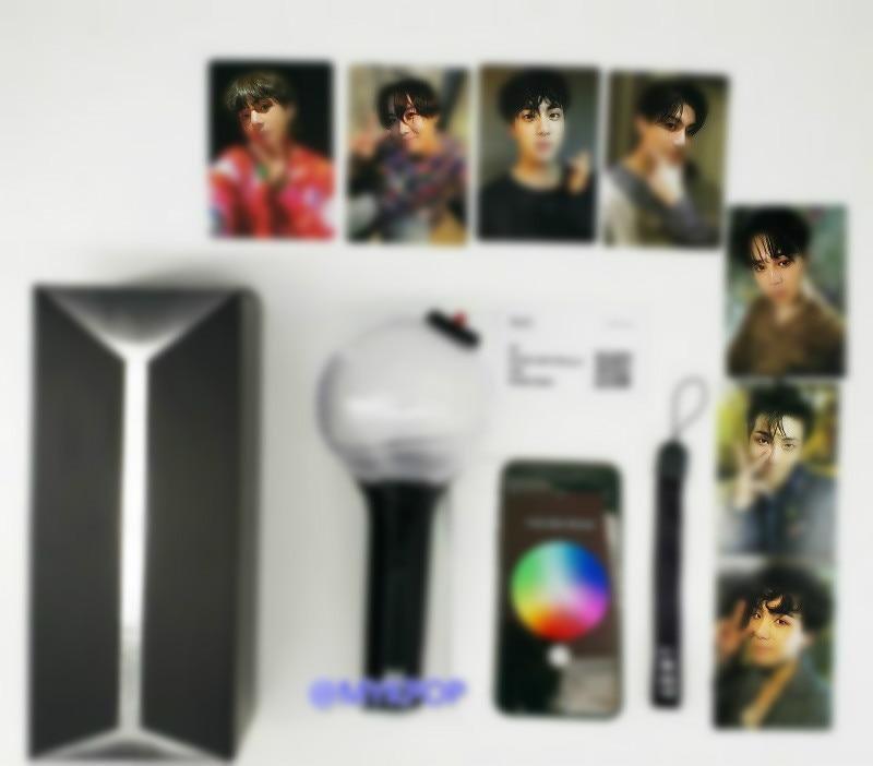 [MYKPOP]KPOP Light Stick Ver3 with Bluetooth Light Stick  KPOP Fans Collection SA19032001