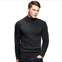 2017 Men Pullover Brand Sweater High Quality Pullovers Sweter Men Male Pullover Homme Pullover Masculino A2239