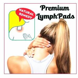Image 5 - 10 patches/Box Nutrispot Neck Lymphatischen Detox Patch Anti Schwellungen Pflanzliche LymphPads Detox Patches Pads Zu Verbessern schlaf