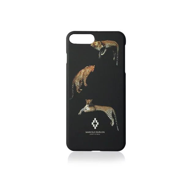New 2017 Case for iPhone 6 6S 5S 7 7 Plus Marcelo Cover Leopard Tiger Snake PC Case for iPhone 6S Marcelo Burlon Cover