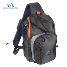 Maximumcatch New Arrival High-quality Polyester Sling Fly Fishing Bag For Fly Fishing