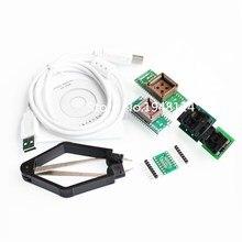 V6.0 MiniPro TL866CS Prgrammer USB Универсальный Программатор/Bios Программы + 6 шт. Адаптер Бесплатная Доставка