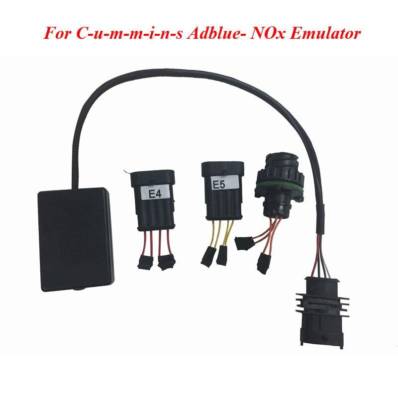 Поддержка Евро 3 и 4 и 5 последним Adblue Эмулятор с NOx датчик для грузовиков cummins