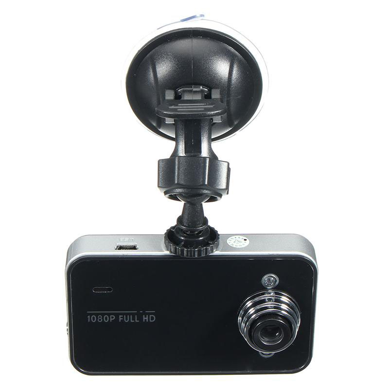 2.7 Inch Dash Camera Car DVR Full HD 1080P 170 Degree Angle High-speed Car Driving Recorder Dash Camera Car DVR Night Vision