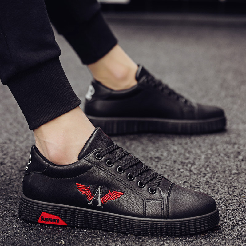 2019 summer new mens shoes tide male Korean version of the trend casual wear wild
