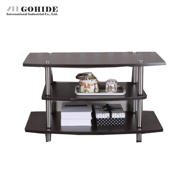 Gohide Fashion Design DIY Brief Modern Tv Cabinet Fashion Side Coffee Table Small Table Dining Table A Set In TV Stands